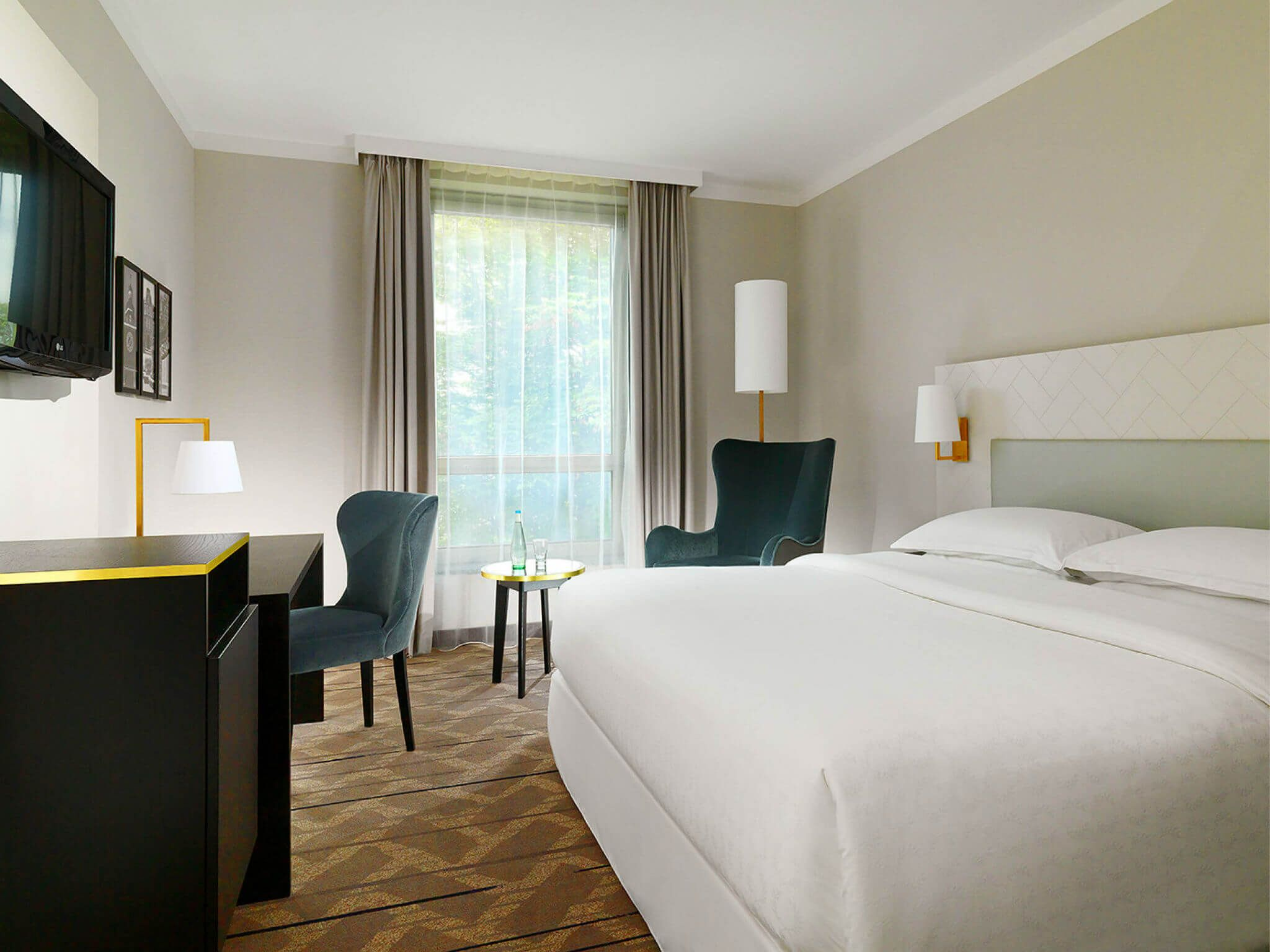 Superior Rooms at Sheraton Offenbach Hotel