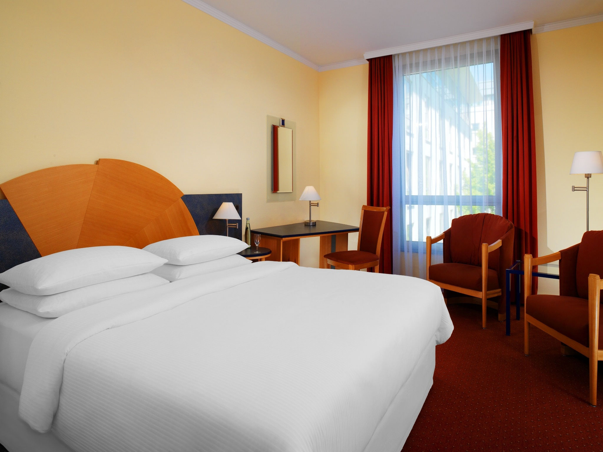 Zimmer suiten im sheraton offenbach hotel for Hotel offenbach