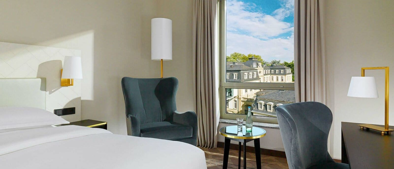 Comfort and Relaxation at Sheraton Offenbach Hotel